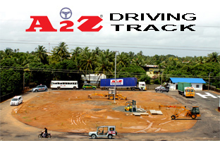 driving track